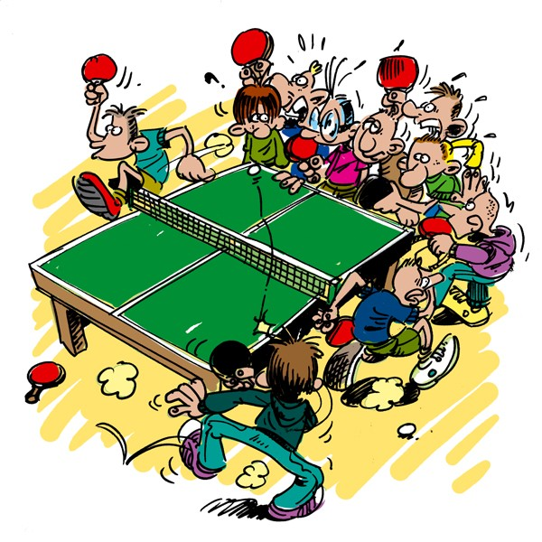 Rcs tennis de table club tennis de table strasbourg - Tennis de table classement individuel ...