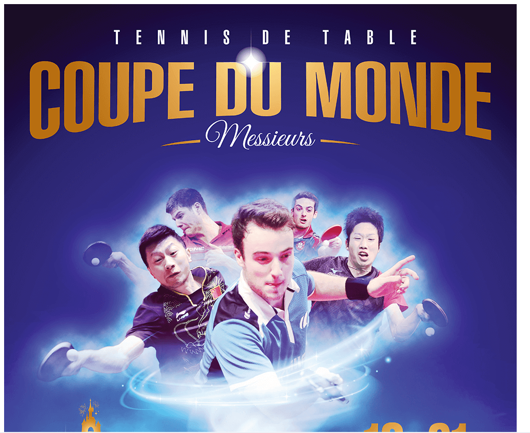 Coupe du monde de tt paris du 19 au 21 octobre 2018 rcs tennis de table club tennis de - Club tennis de table paris ...