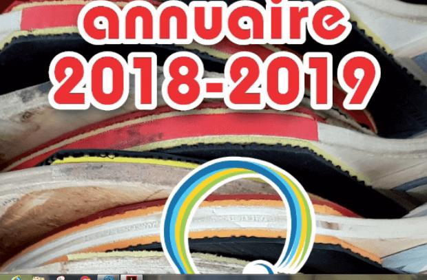 Annuaire général 2018-2019 de la LGETT