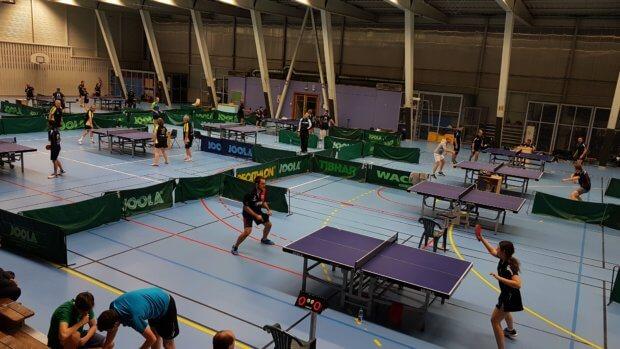 Une salle pleine un soir de match à Jean-Nicolas MULLER !!!