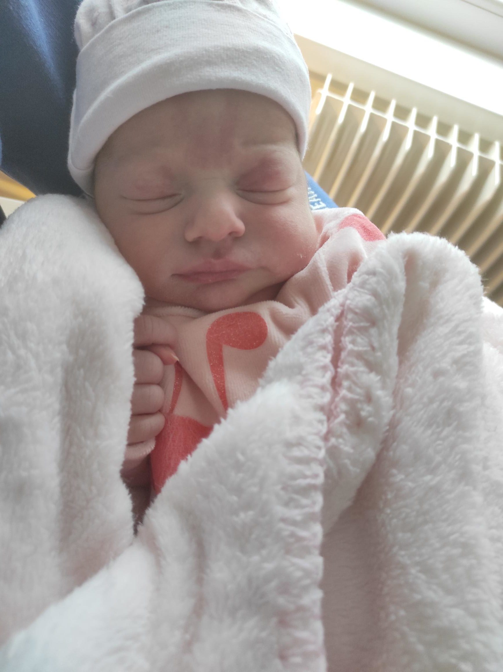 Joey MULLER est née !!!!